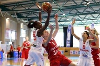 Europeo Sub-20 Fem: Astou Ndour (16+14) mete a España en semis por sexto año seguido