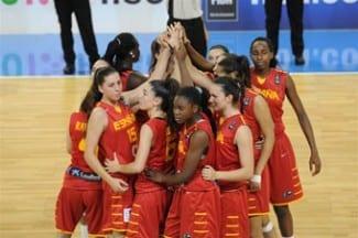 Mundial Sub-17 Femenino: España pierde por sólo dos puntos la final ante EE.UU. Salvadores, MVP