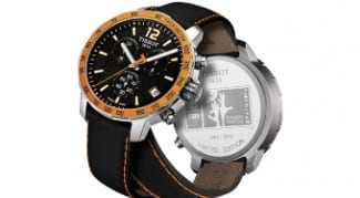 Tissot lanza una edición limitada del reloj conmemorativo de la Copa del Mundo de España 2014