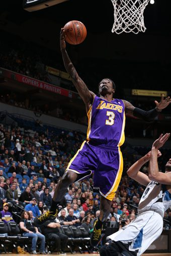 De los Lakers a Turquía. Mira el debut de Manny Harris con el Turk Telekom: 25 puntos en 27 minutos (Vídeo)