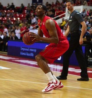 Calabazas al CSKA. El Lokomotiv Kuban rechaza venderle a su mejor jugador, Derrick Brown