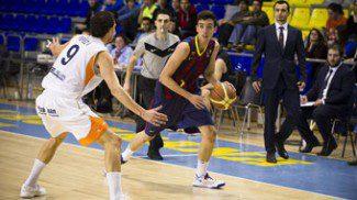 El Baloncesto Sevilla y La Bruixa d'Or quieren la cesión de Marc García, perla del Barcelona