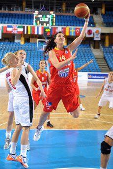 Baloncesto Femenino: De la U16 a la U20 El ciclo del éxito