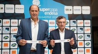 Supercopa ACB: Pleiss se estrenará con el Barça ante sus ex del Baskonia. Madrid-Valencia, la otra semi
