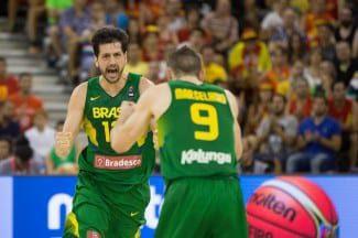 Copa del Mundo: Brasil se deja remontar 18 puntos ante Serbia pero acaba salvando los muebles