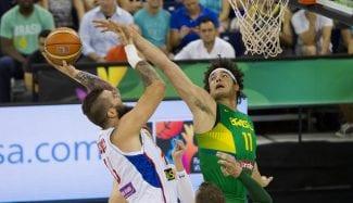 Contratiempo para Brasil: Anderson Varejao podría perderse los Juegos por lesión