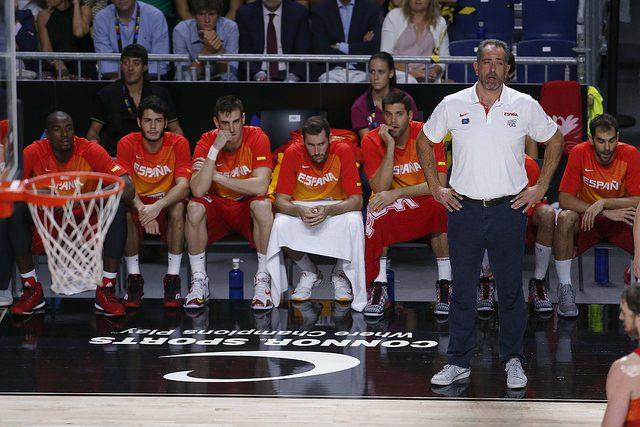 Orenga: «El baloncesto español es muy grande y no quiero ser un problema»