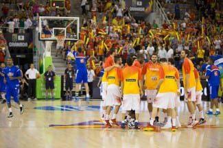 La Selección Española, desde dentro: descubre el recorrido de los jugadores antes de cada partido (Vídeo)