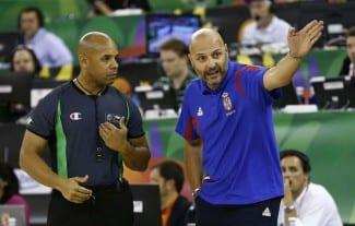 """Djorjevic: """"No acepto que no respeten a mi equipo"""""""