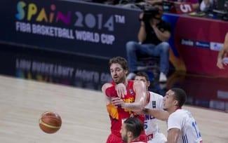 Francia anula a España y la deja fuera de la lucha por las medallas en su Copa del Mundo