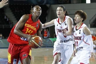 Mundial femenino: España debuta con una cómoda victoria ante Japón (Vídeo)