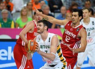 Copa del Mundo: el acierto exterior convierte a Lituania en el primer semifinalista