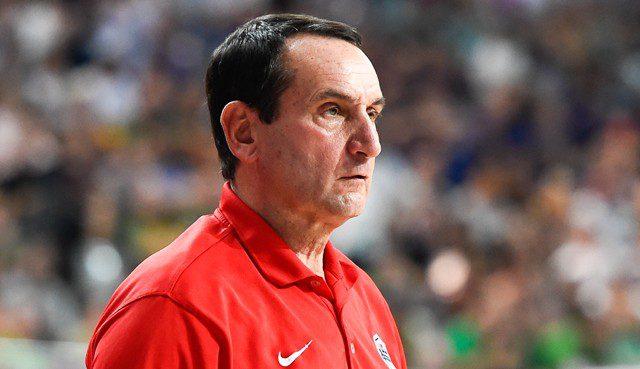 """Coach K, sobre la lista de 30 jugadores USA: """"Estoy entusiasmado"""". ¿Qué equipo harías?"""
