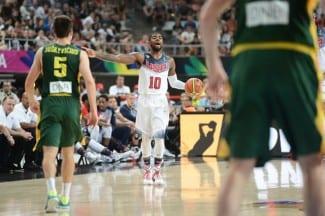 EE.UU. repite: vuelve a ganar a Lituania en semifinales de la Copa del Mundo y luchará por el oro