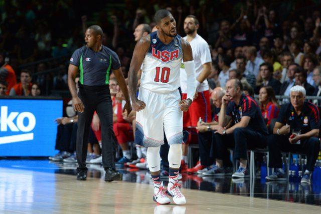 Irving brilla antes de juntarse con LeBron: «Es el mayor logro en mi carrera». Su exhibición de MVP (Vídeo)
