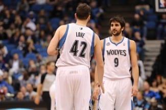 """Mensaje de amor de Ricky para renovar con los Timberwolves: """"Tengo un sentimiento de lealtad hacia el equipo"""""""