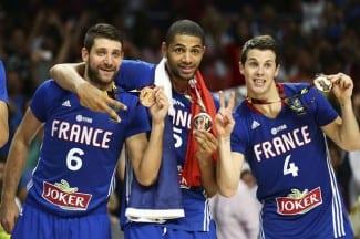 Francia se lleva el bronce y su primera medalla en una Copa del Mundo. Batum, decisivo