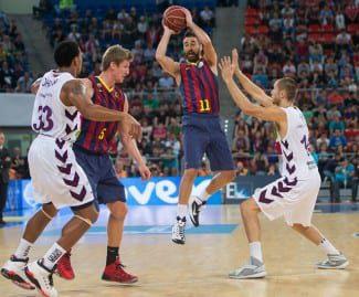 Supercopa: El Barça asusta, gana al Baskonia por 29 puntos y se cita otra vez con el Madrid