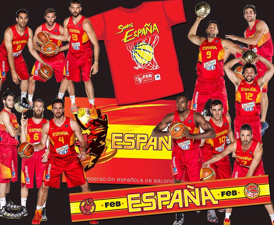 Ya tenemos ganadores de los packs de camiseta, bufanda y bandera de España. Comprueba si te ha tocado