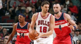 Los nuevos Bulls, en marcha: gorrazo de Pau y 3 triples de Mirotic en el último cuarto (Vídeos)