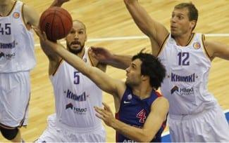 Teodosic le mete 27 al Khimki: «Estamos a punto para partidos difíciles y duros» (Vídeo)