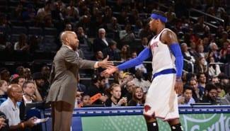 Fisher pide calma: los NY Knicks se quedan en 76 puntos en su debut en el Madison (Vídeo)