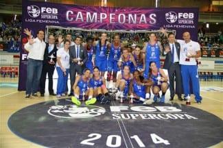 El Perfumerías se venga del Rivas y gana su quinta Supercopa seguida. Xargay, MVP