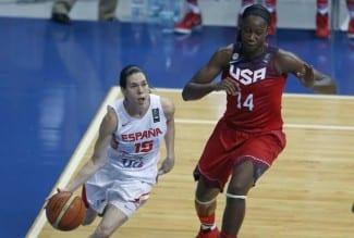 Mundial femenino: España honra su plata peleando hasta el final ante EE.UU. (Vídeo)
