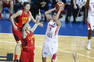 Mundial femenino: España sigue fuerte en defensa, gana a China y ya está en semis (Vídeo)
