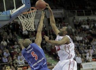 El CAI Zaragoza y el Baloncesto Sevilla completan el pleno español en el estreno de la Eurocup