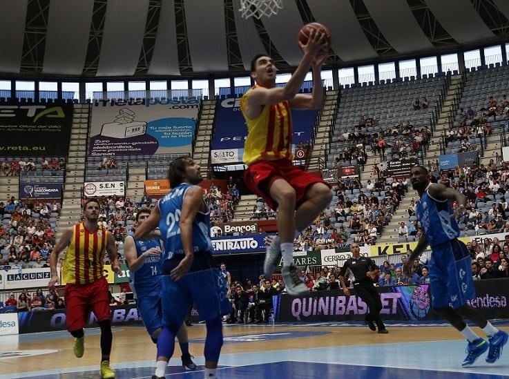 El Barça y el Unicaja, imparables. El Obra y el CAI ganan fuera. Y el Murcia arrasa al Sevilla