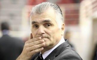 Más calabazas al Olympiacos: el PAOK niega la salida de su entrenador, Markopoulos