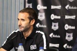 Sito Alonso explica por qué ha prescindido de pesos pesados del Bilbao Basket