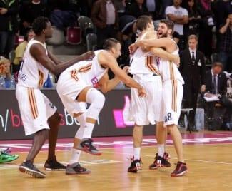 Eurocup: El Strasbourg gana con 3 triples en 19 segundos, uno sobre la bocina. ¡Increíble! (Vídeo)