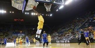 El Herbalife Gran Canaria vuelve a la Eurocup a lo grande: gana por 20 al Cantú
