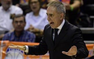 Marco Crespi, destituido por el Laboral Kutxa tras una derrota indigna ante el Estrella Roja