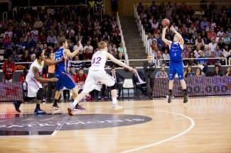 Pura emoción: Los finales de partido del Andorra en su regreso a la ACB (Vídeo)