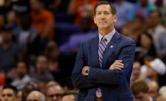 """Jeff Hornacek, tras perder ante los Grizzlies: """"No me sorprendería que fueran campeones de conferencia»"""