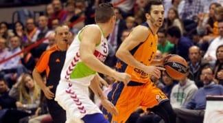 El Valencia se estrena en la Euroliga ante el Laboral Kutxa