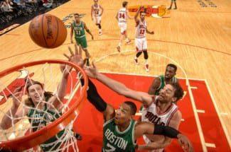 Los Celtics tiran de oficio para cortar la buena racha de los Bulls de Pau Gasol (Vídeo)