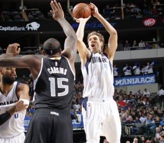 Dirk Nowitzki, máximo anotador extranjero de la NBA. Recuerda sus mejores actuaciones