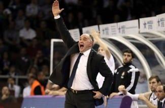 """Pablo Laso: """"Rudy Fernández está entrando con el equipo, no creo que juegue esta semana»"""