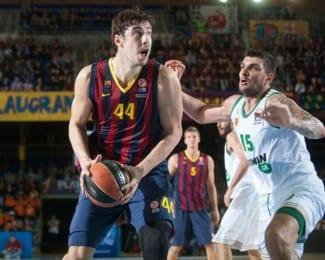 El Barça gana al Panathinaikos y suma su quinta victoria en la Euroliga