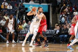 Houston encaja 119 puntos en Memphis, 30 más de lo que promediaba como mejor defensa