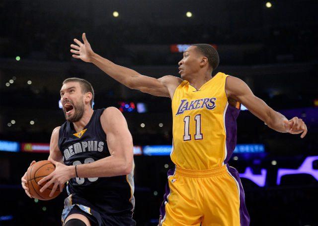 Los Grizzlies de Marc Gasol, imparables. Ganan a los Lakers y suman su 13ª victoria