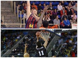 Tomic y Marko Todorovic, MVPs de la jornada. ¿Próxima pareja interior del Barça?