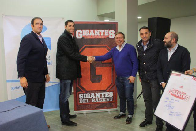 Firma del acuerdo para que nuevos Campus se celebren en Getafe durante cuatro años
