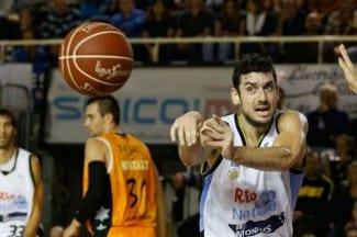 El Andorra, interesado en el ex ACB Vassilis Xanthopoulos como sustituto de Víctor Sada
