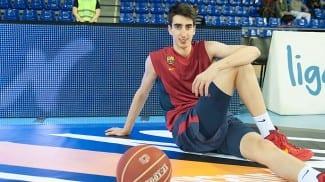 'Baby boom' en el Barça. Eric M. Vila, el debutante más joven de la historia azulgrana