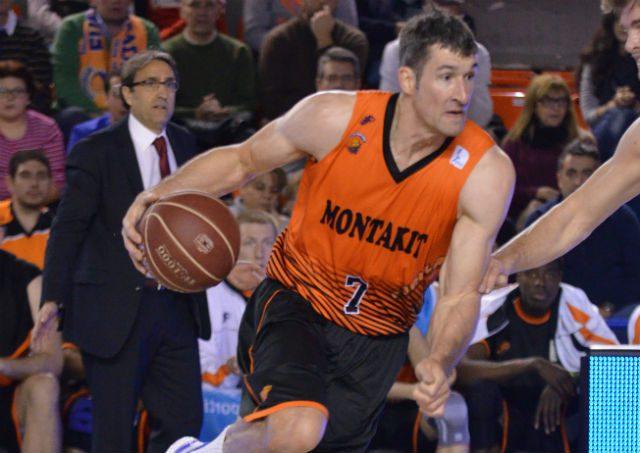 Para Panko no pasan los años. A los 37, máximo anotador ACB con 30 puntos al Andorra